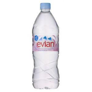 エビアン ペットボトル 1L*12本