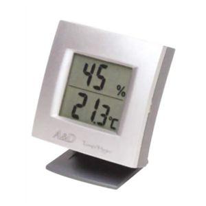 インテリア温湿度計 AD-5649