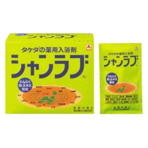 シャンラブ 生薬の香り30包(入浴剤)