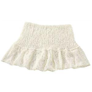 シルク100% おやすみ衿もとカバー オフホワイト