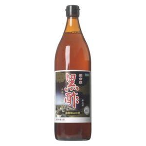 純玄米黒酢 かめつぼ仕込み 薩摩福山の里 900ml
