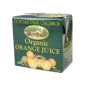 ムソーオーガニック オレンジジュース 250ml*24本