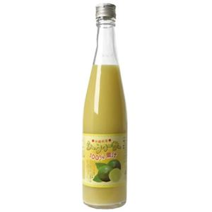 沖縄県産 シークヮーサー 100%果汁 500ml