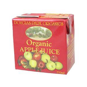 ムソーオーガニック アップルジュース 250ml*24本