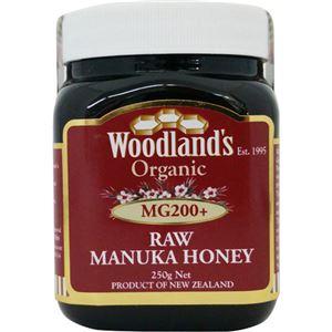 Woodlad's アクティブ10+マヌカハニー 250g
