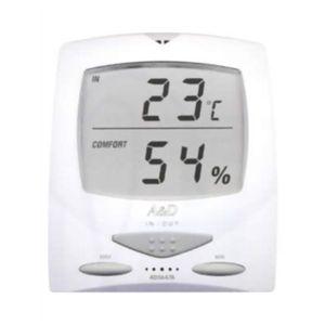 大型液晶温湿度計 AD-5647A
