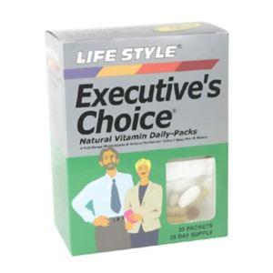 LIFE STYLE エグゼクティブチョイス 30袋