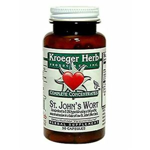 Kroeger Herb セント・ジョーンズ・ワートエキス
