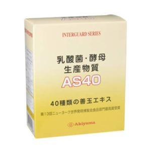 乳酸菌・酵母生産物質AS40