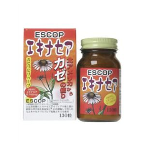 ESCOP エキナセア 130粒