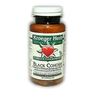 Kroeger Herb ブラックコホシュエキス