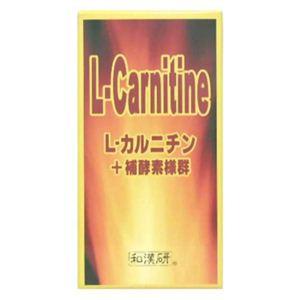 Lカルニチン+補酵素様群 60粒