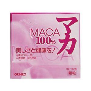 オリヒロ マカ100%顆粒 3g*30包