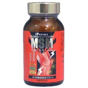 グルコサミン&コンドロイチン MSM