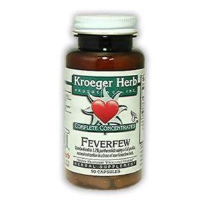 Kroeger Herb フィーバーフューエキス
