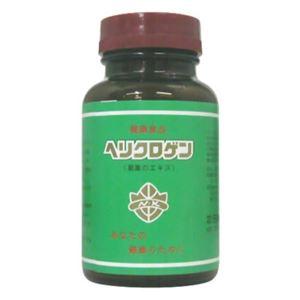 緑の素 ヘリクロゲン 粉末 120g