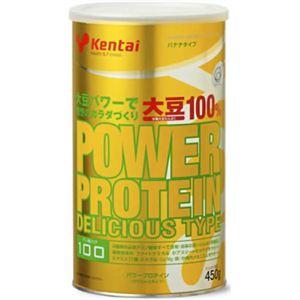 パワープロテイン デリシャスタイプ バナナ風味 450g