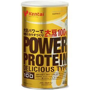 パワープロテイン デリシャスタイプ ココア風味 450g
