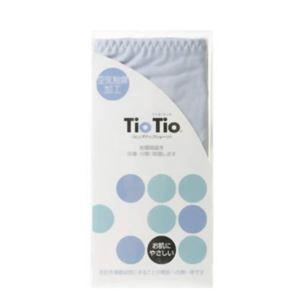 TioTio ヒップアップショーツ ブルー L