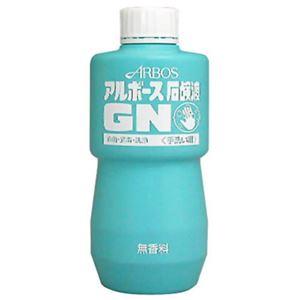 アルボース石鹸液GN 500g 【2セット】