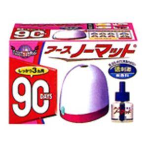アース ノーマット 90日セット スノーピンク【3セット】