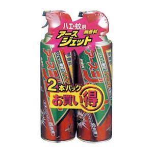 アースジェット 450ml×2本【6セット】