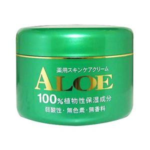 アロエ薬用スキンケアクリーム185g 【4セット】