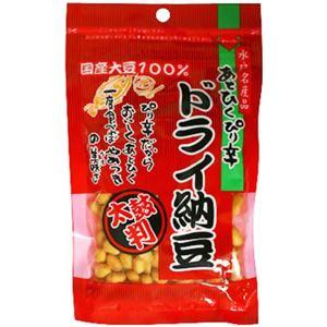あとひくぴり辛ドライ納豆 55g 【6セット】