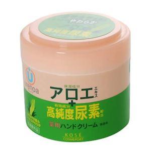 ウレノア 薬用ハンドクリームA アロエ+高純度尿素 110g 【10セット】