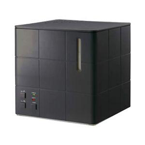 アピックス スチーム式アロマ加湿器 AHD-030-BK(ブラック)
