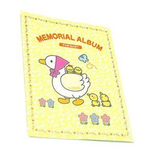 メモリアルアルバム for Baby あひる TBM-102 【2セット】