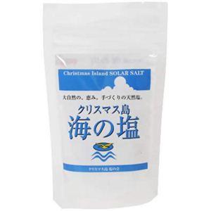 クリスマス島 海の塩 100g 【4セット】