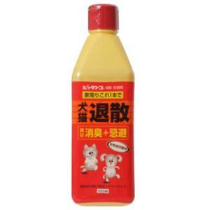 ピッタンコ 消臭忌避剤 犬猫退散 500ml 【3セット】