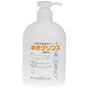 ネオグリンス 殺菌消毒薬用せっけん液 300ml【2セット】