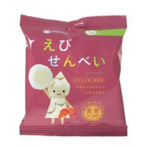食育ランド えびせんべい 20g【42セット】
