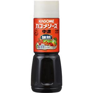 カゴメ 醸熟 中濃ソース 500ml【13セット】