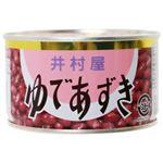 井村屋 ゆであずき 特4号缶 430g 【10セット】