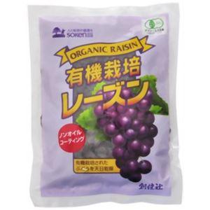 創健社 有機栽培レーズン 150g 【6セット】