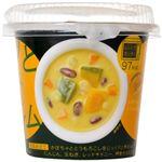 ホッとタイム 野菜と豆と雑穀のスープ かぼちゃととうもろこし 【11セット】