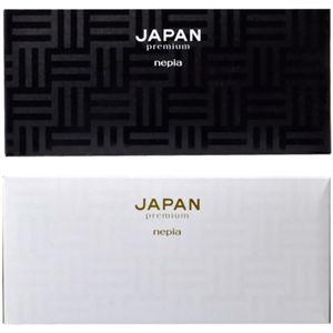 ネピア JAPAN プレミアム ティシュ 220組 【21セット】