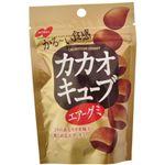 カカオキューブ エアーグミ 38g 【18セット】