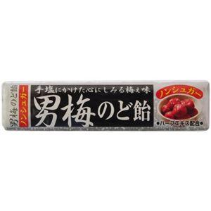 男梅のど飴スティック 10粒 【23セット】