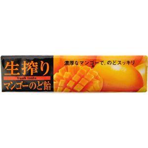 生搾りマンゴーのど飴スティック 10粒 【23セット】