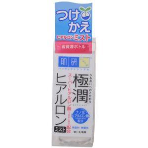肌研 極潤 ヒアルロンミスト つめかえ用 45ml 【4セット】