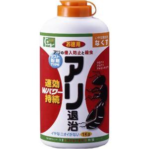 アリ退治 ダスト粉剤タイプ 1kg 【3セット】