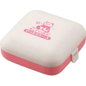 サンドでパンだぴったりケース ピンク 【4セット】