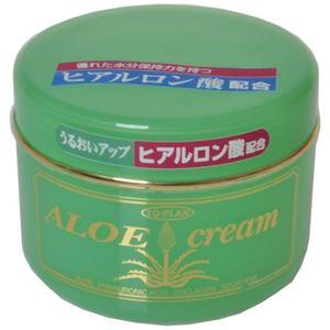 トプラン ヒアルロン酸配合アロエクリーム 170g 【6セット】