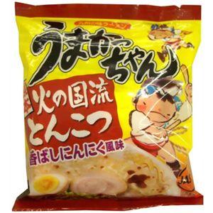 うまかっちゃん 熊本 火の国流とんこつ 香ばしにんにく風味 【32セット】