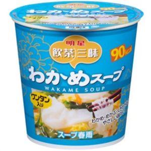 飲茶三昧 スープ春雨 わかめスープ 26g*6個 【4セット】