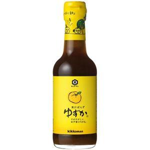 キッコーマン 果汁ぽんず ゆずか 250ml 【9セット】